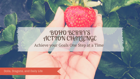 BohoBerry's Action Challenge